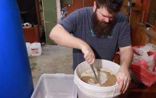 Как приготовить самогон из зерна